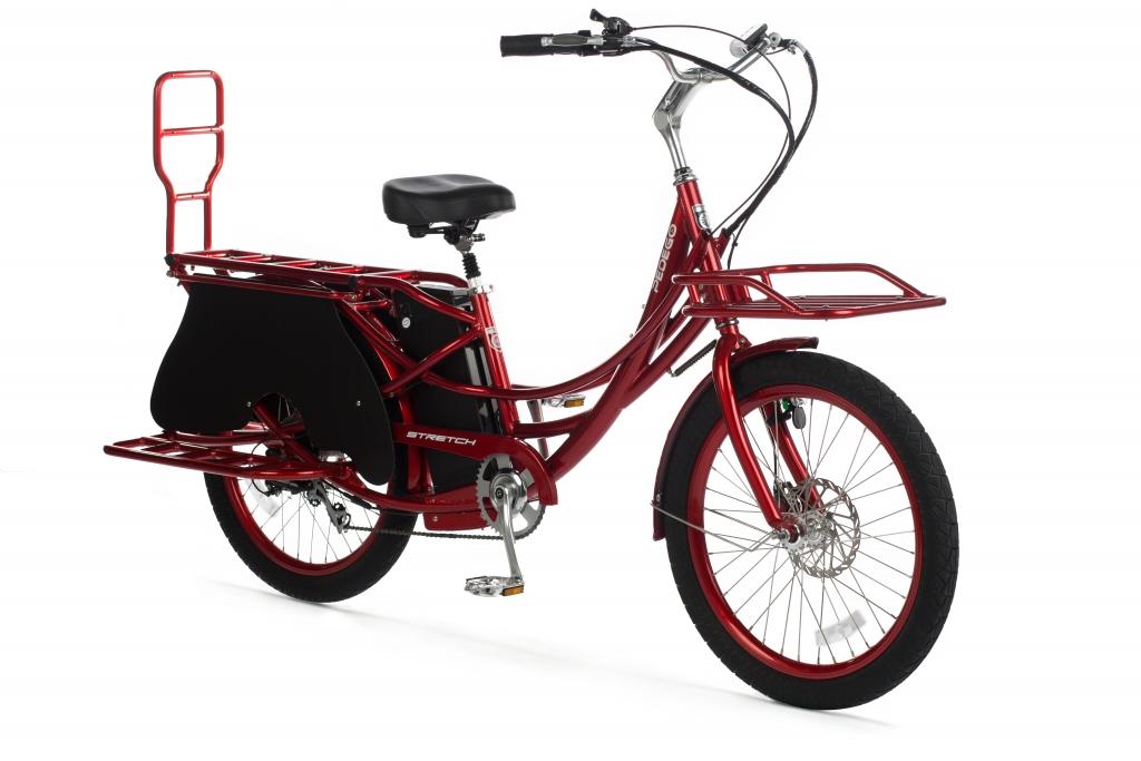 Pedego Stretch Cargo e-Bike